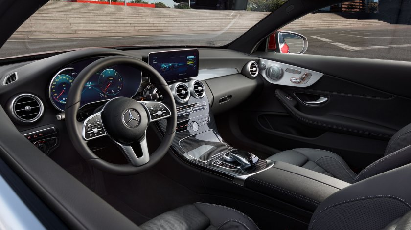 Mercedes C Class Coupe >> Mercedes Benzin C Sarjan Coupe Inspiraatio